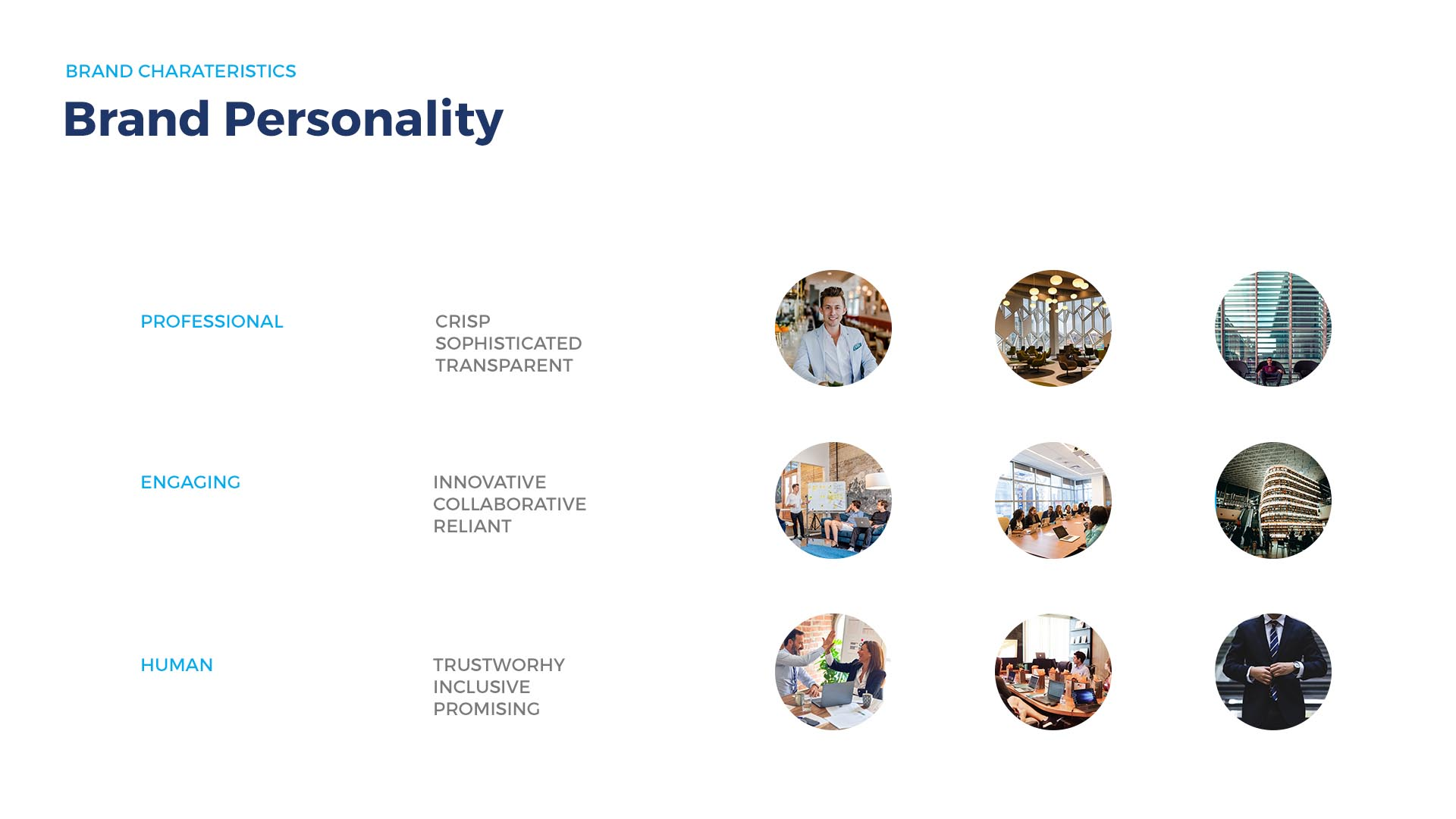 Cloud Go Brand Personality