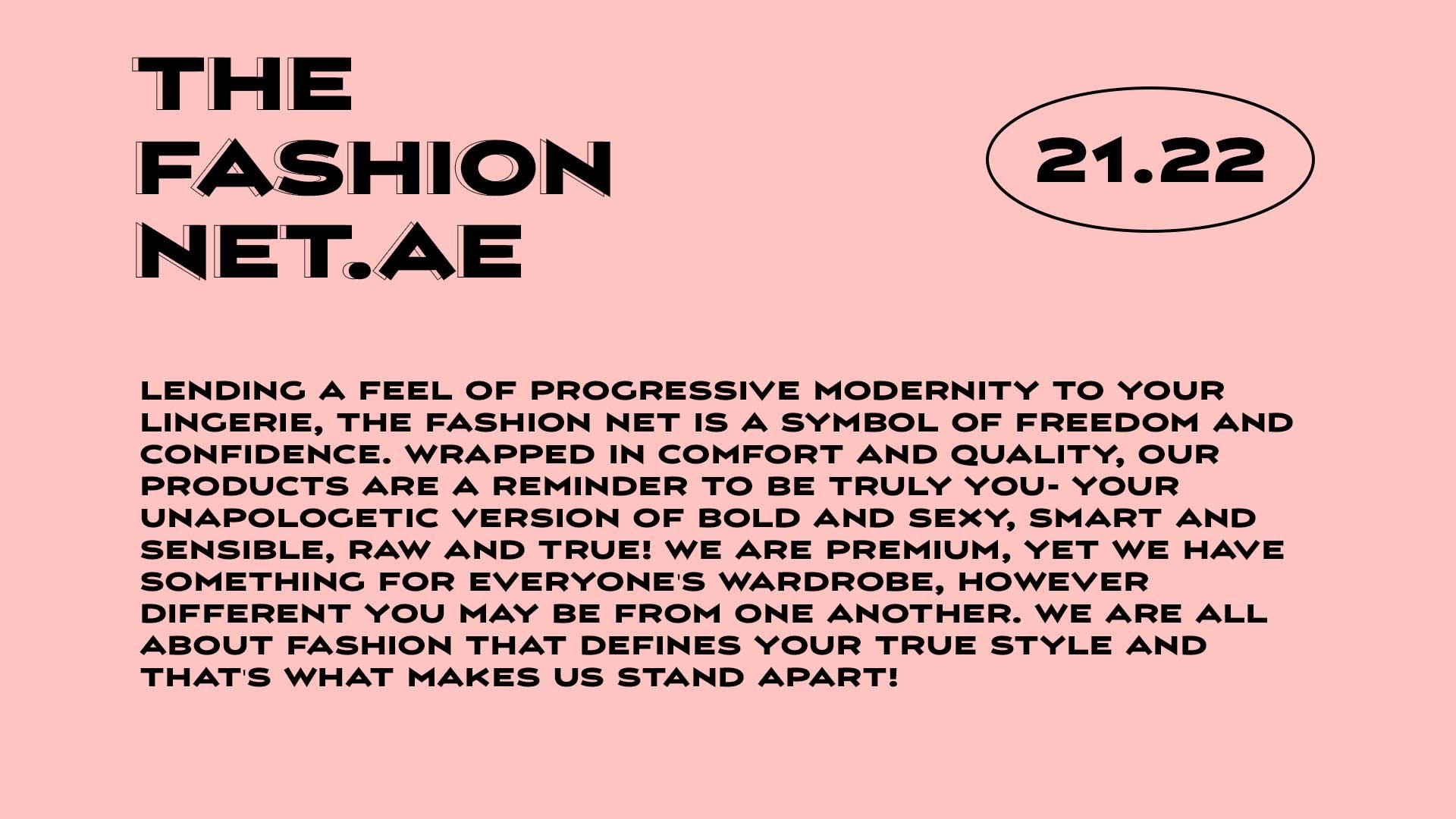 The Fashion Net Branding Dubai