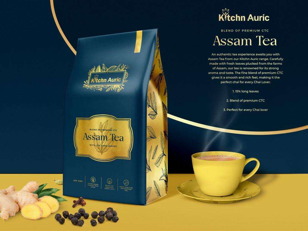 Tea-page